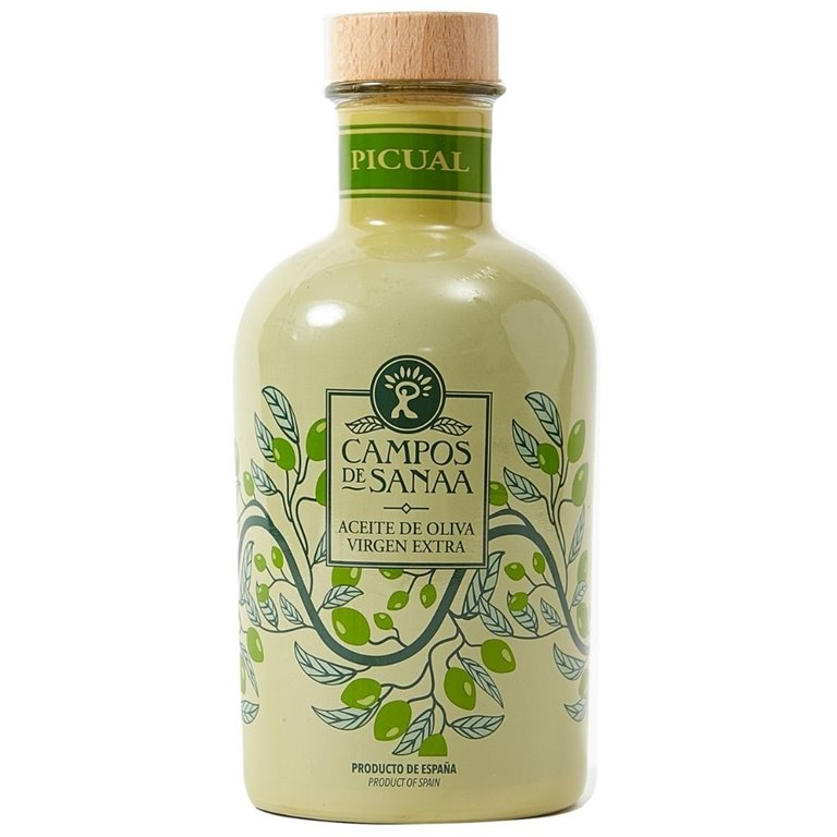 Aceite de Oliva Virgen Extra Picual monovarietal
