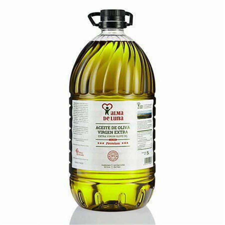 Aceite de Oliva Virgen Extra (Premium) 5 litros