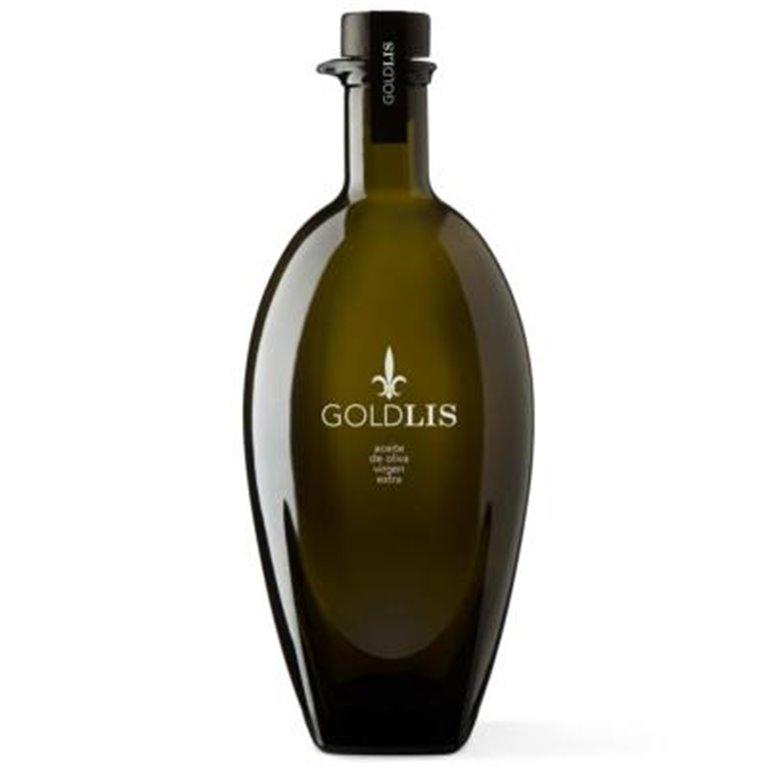 Aceite de oliva virgen extra Premium GOLDLIS 500ml s/caja, 1 ud