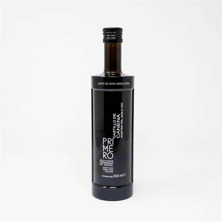 Aceite de Oliva Virgen Extra Primero Royal Temprano 500 ml Castillo de Canena