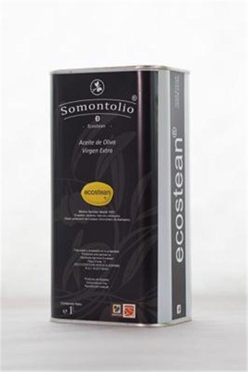 Aceite de oliva virgen extra Somontolio 1L lata, 1 ud