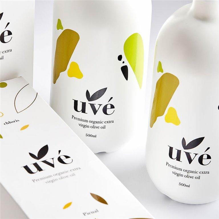 Uvé Chloris Extra Virgin Olive Oil