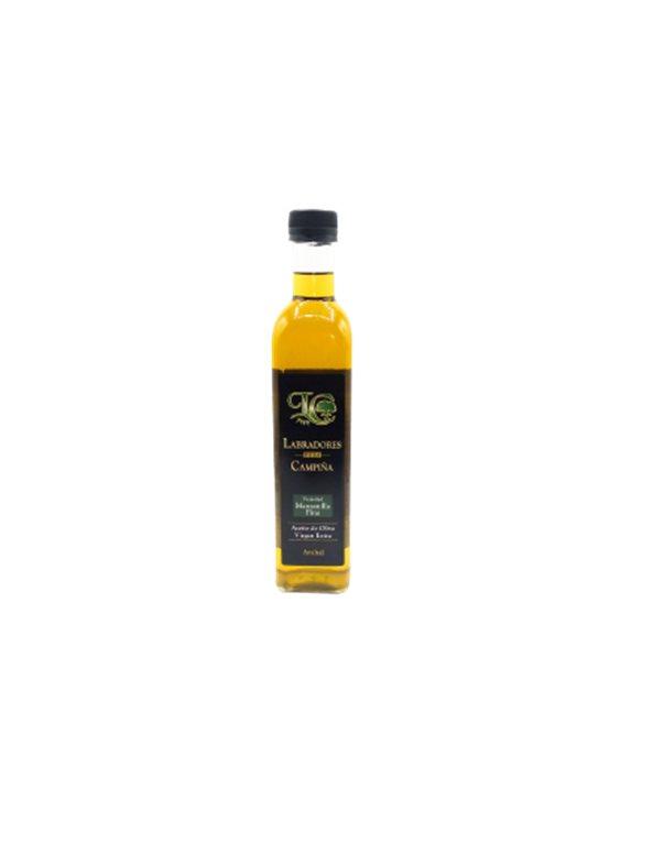 Aceite de Oliva Virgen Extra Variedad Manzanilla 0,5L