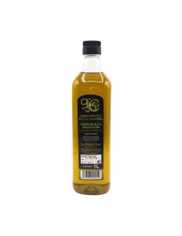 Aceite de Oliva Virgen Extra Variedad Manzanilla 1L