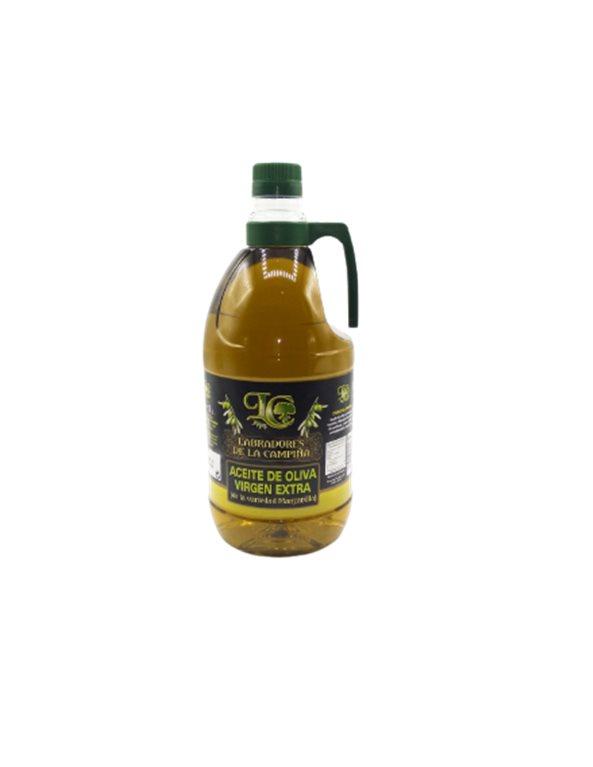 Aceite de Oliva Virgen Extra Variedad Manzanilla 2L (Caja 6 Bot.)