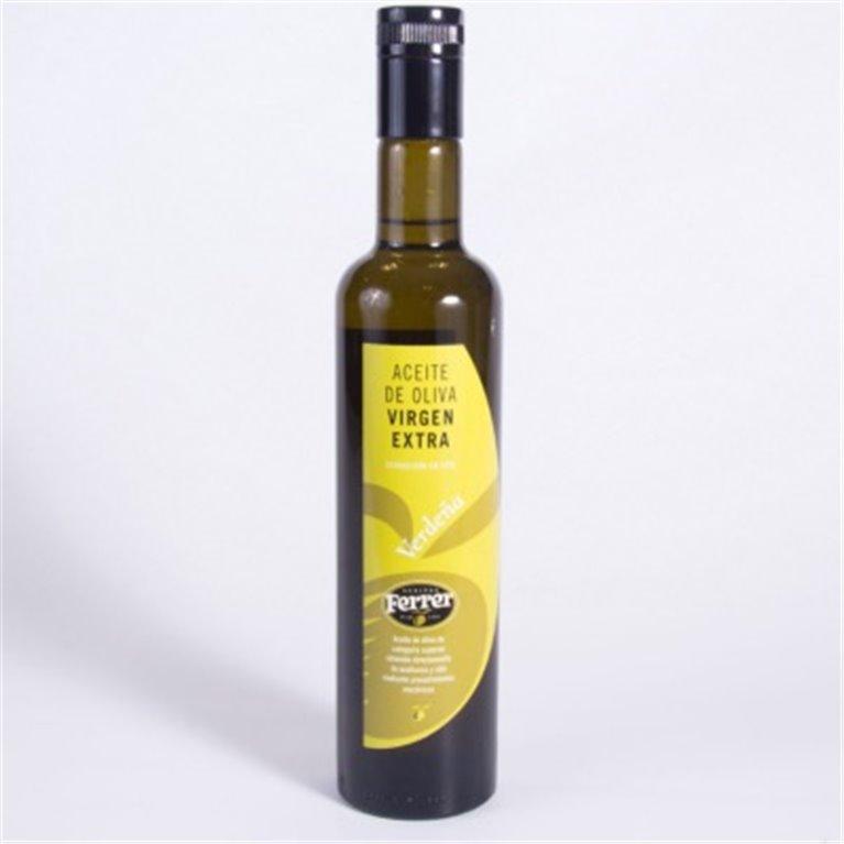 Aceite de oliva virgen extra Verdeña Ferrer, 1 ud