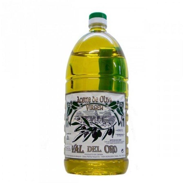 Aceite de oliva virgen Val del Oro 2L, 1 ud