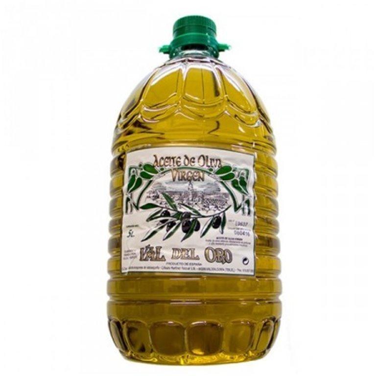 Aceite de oliva virgen Val del Oro 5L, 1 ud