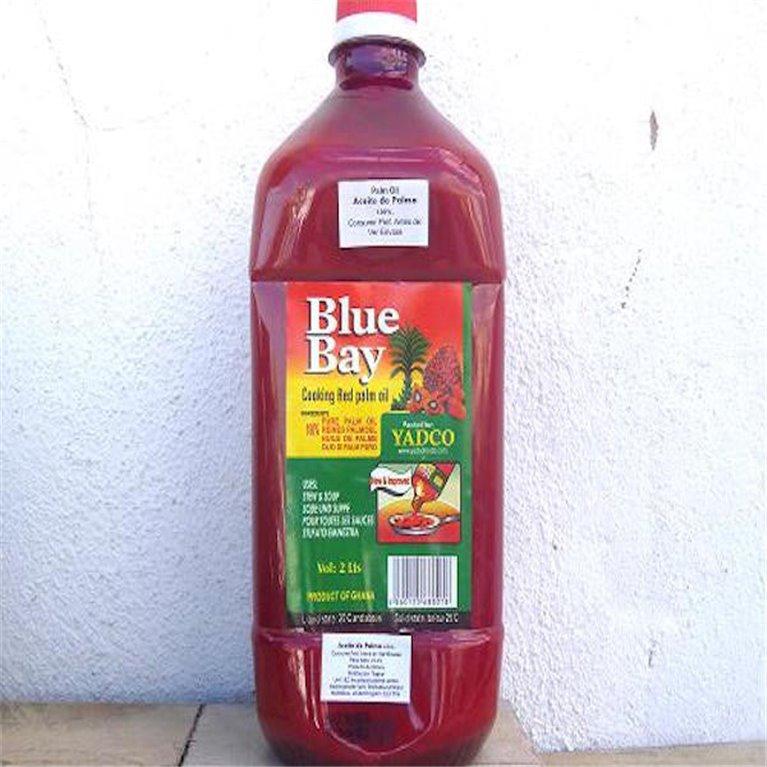 Aceite de palma rojo 1 litro, 1 ud