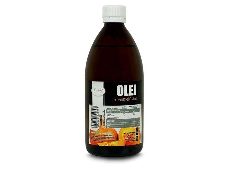 Aceite de pipas de calabaza | Prensado en frío 500ml