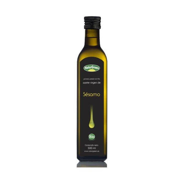Aceite De Sésamo 250 Ml Naturgreen, 1 ud