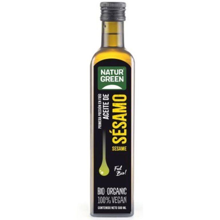 Aceite de Sésamo Bio 500ml
