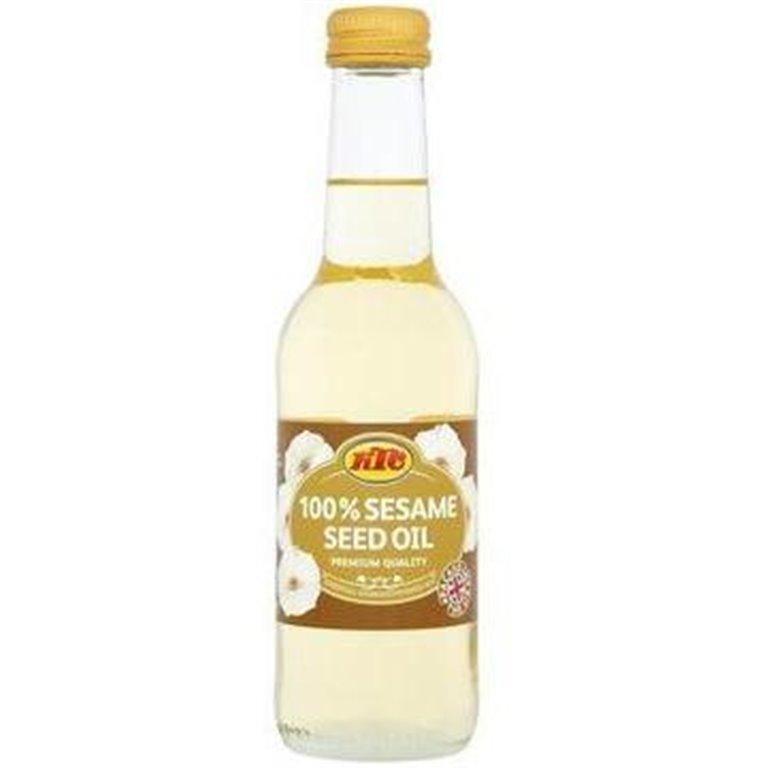 Aceite de Sésamo Puro 3L (12 x 250ml)
