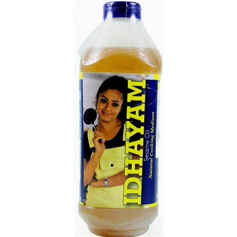Aceite de Sesamo | Sesame oil Idhayam 500ml