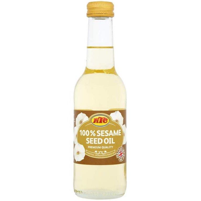 Aceite de Sesamo | Sesame Seed Oil KTC 250ml
