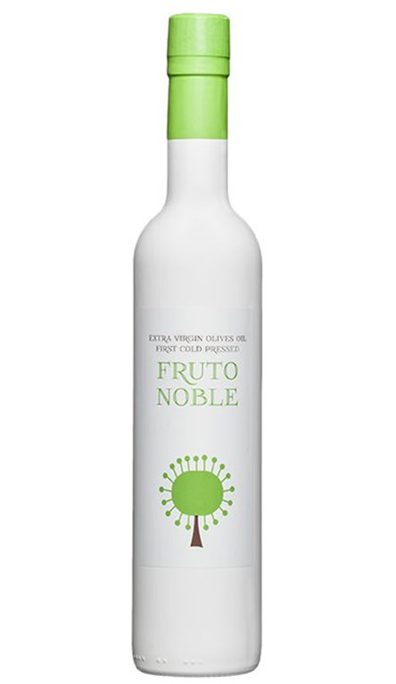 Aceite Ecologico Fruto Noble 0,5 Litros, 1 ud