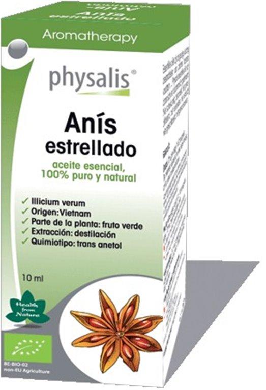 Aceite Esencial Anís Estrellado, 1 ud