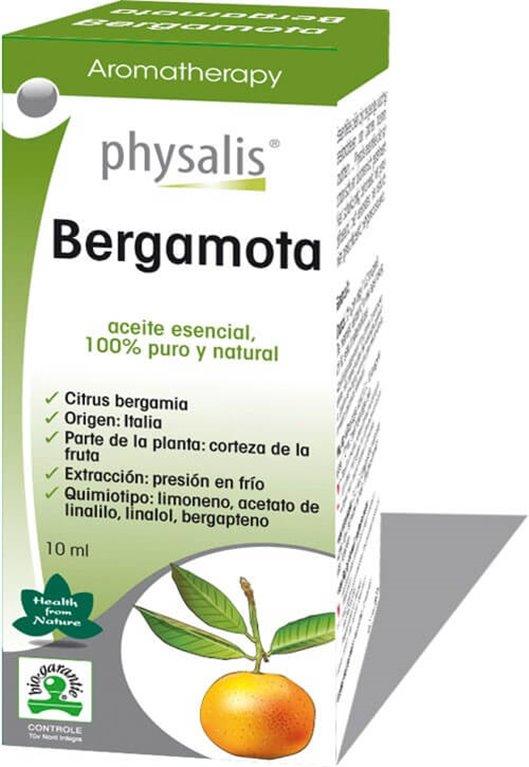 Aceite Esencial Bergamota, 1 ud