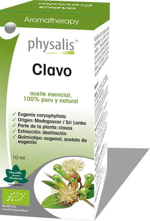 Aceite Esencial Clavo