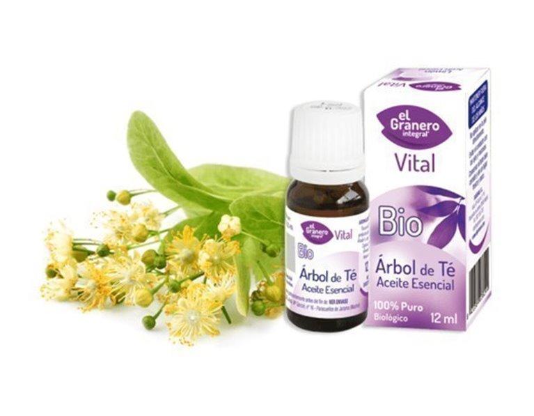 Aceite Esencial De Arbol De Té, 1 ud