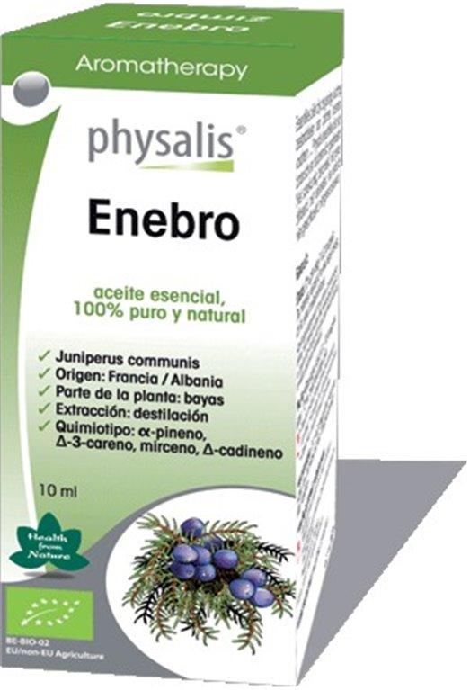Aceite Esencial Enebro, 1 ud
