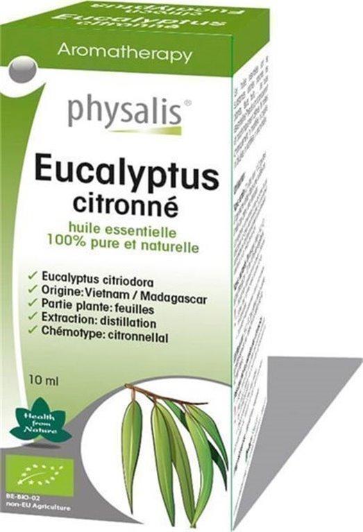 Aceite Esencial Eucalipto Citronado, 1 ud