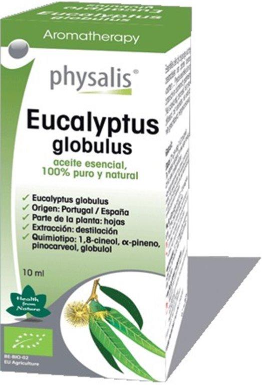 Aceite Esencial Eucalipto Globulus, 1 ud