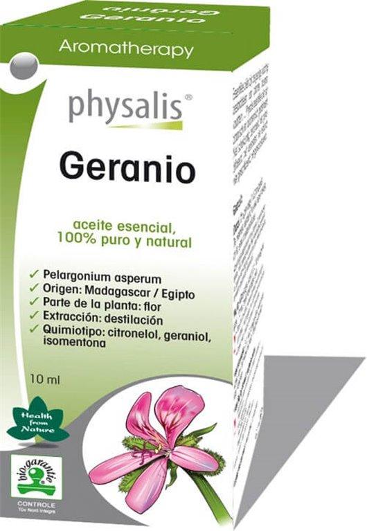 Aceite Esencial Geranio, 1 ud