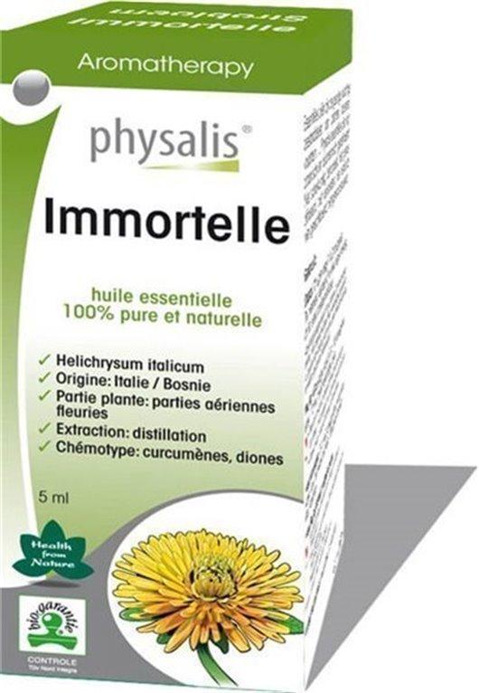 Aceite Esencial Inmortal