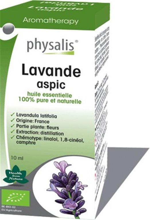 Aceite Esencial Lavanda Aspic, 1 ud