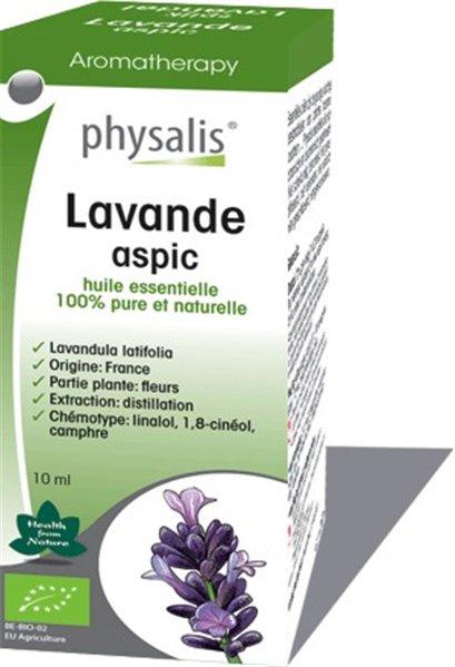 Aceite Esencial Lavanda Aspic