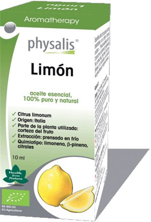 Aceite Esencial Limón, 1 ud