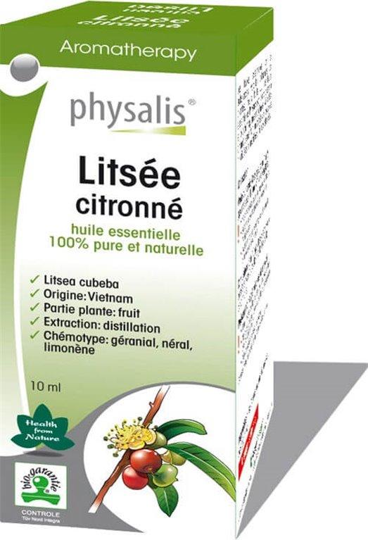Aceite Esencial Litsea Citronada