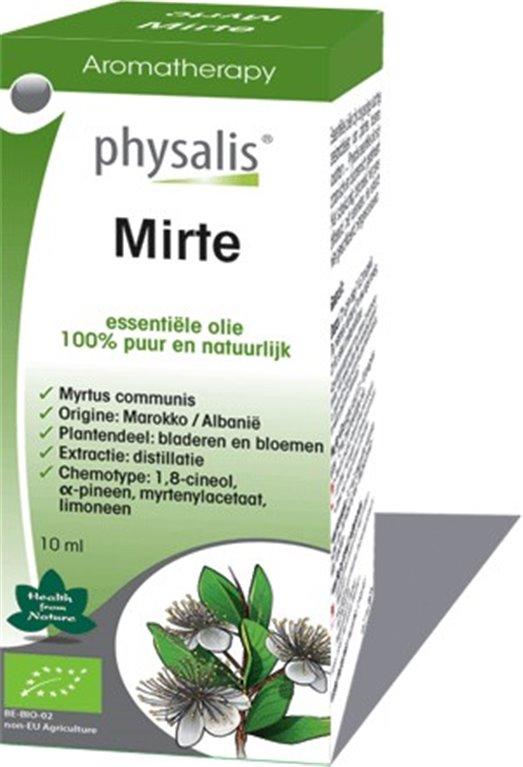 Aceite Esencial Mirto, 1 ud