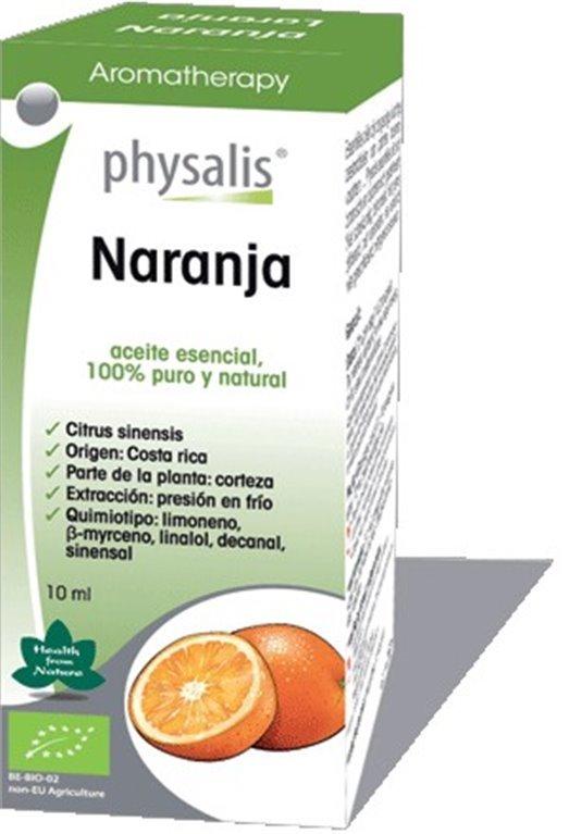 Aceite Esencial Naranja, 1 ud