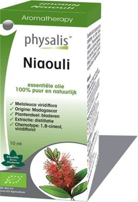 Aceite Esencial Niaouli, 1 ud