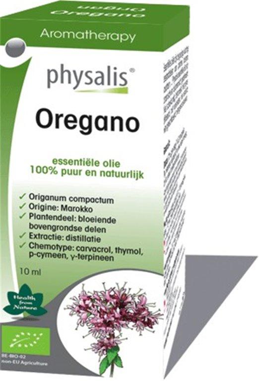 Aceite Esencial Orégano, 1 ud