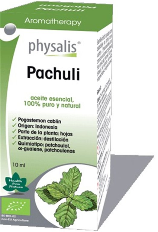 Aceite Esencial Pachuli, 1 ud