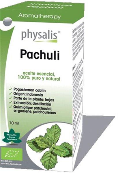 Aceite Esencial Pachuli