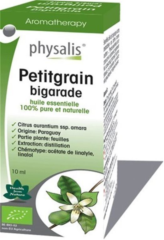 Aceite Esencial Petitgrain