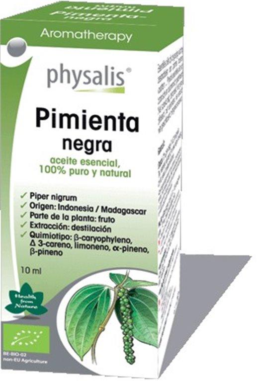 Aceite Esencial Pimienta Negra, 1 ud
