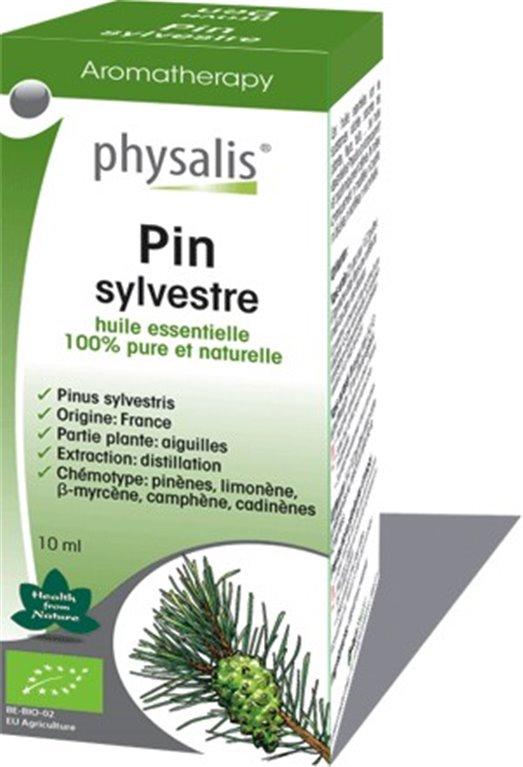 Aceite Esencial Pino Silvestre, 1 ud