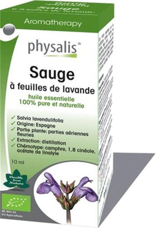 Aceite Esencial Salvia De Hojas De Lavanda