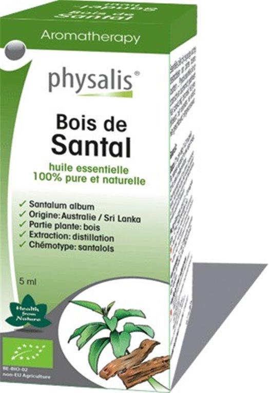 Aceite Esencial Sándalo, 1 ud