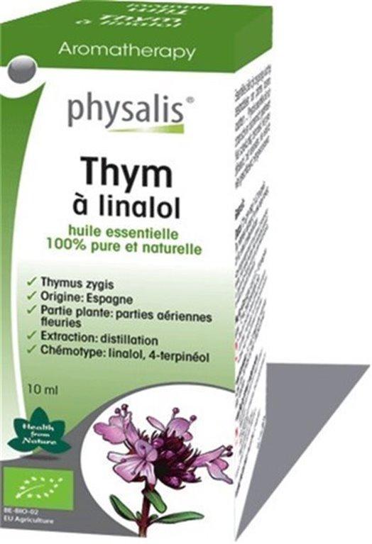 Aceite Esencial Tomillo Linalol