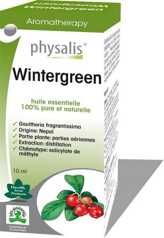 Aceite Esencial Wintergreen