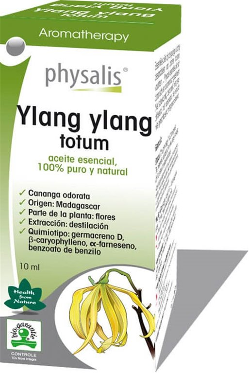 Aceite Esencial Ylang Ylang, 1 ud