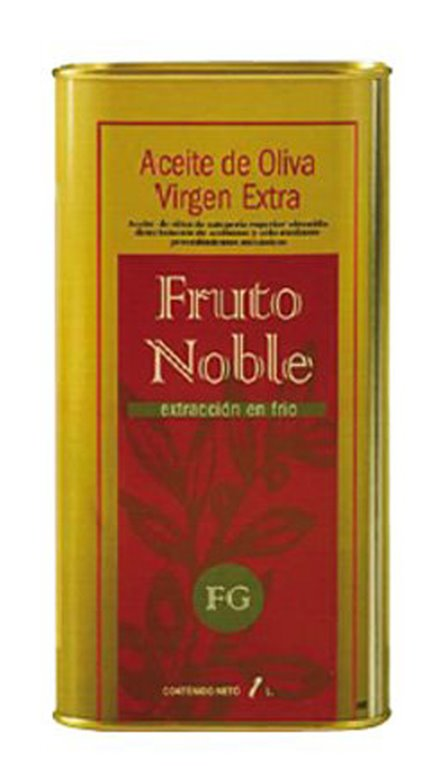 Aceite  Fruto Noble 5 Litros