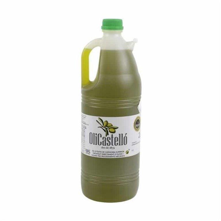 Aceite oliva virgen extra 2L Castelló