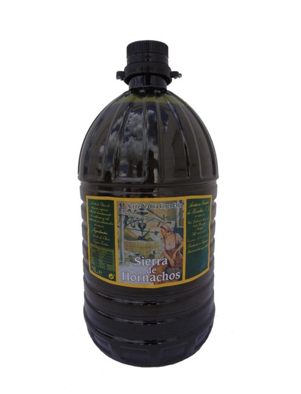 Aceite Oliva Virgen Extra de Badajoz 5Litros